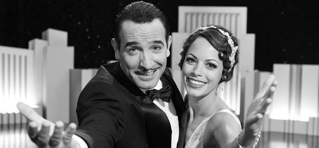 The Artist and Jean Dujardin big winners at the Golden Globes