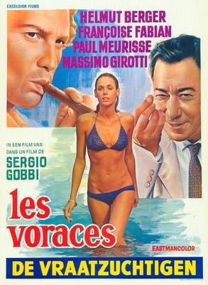 Les Voraces - Poster Belgique