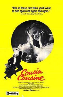 Cousin cousine - Poster Etats-Unis