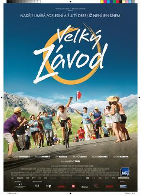 La Grande Boucle - Poster - The Czech Republic