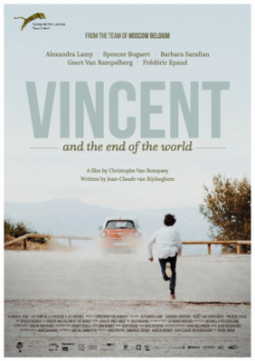 Vincent ou la fin du monde - Poster- International