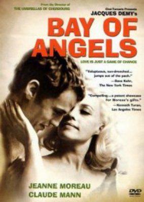天使の入江 - Affiche US