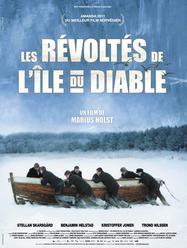 Les Révoltés de l'île du diable - Poster - France