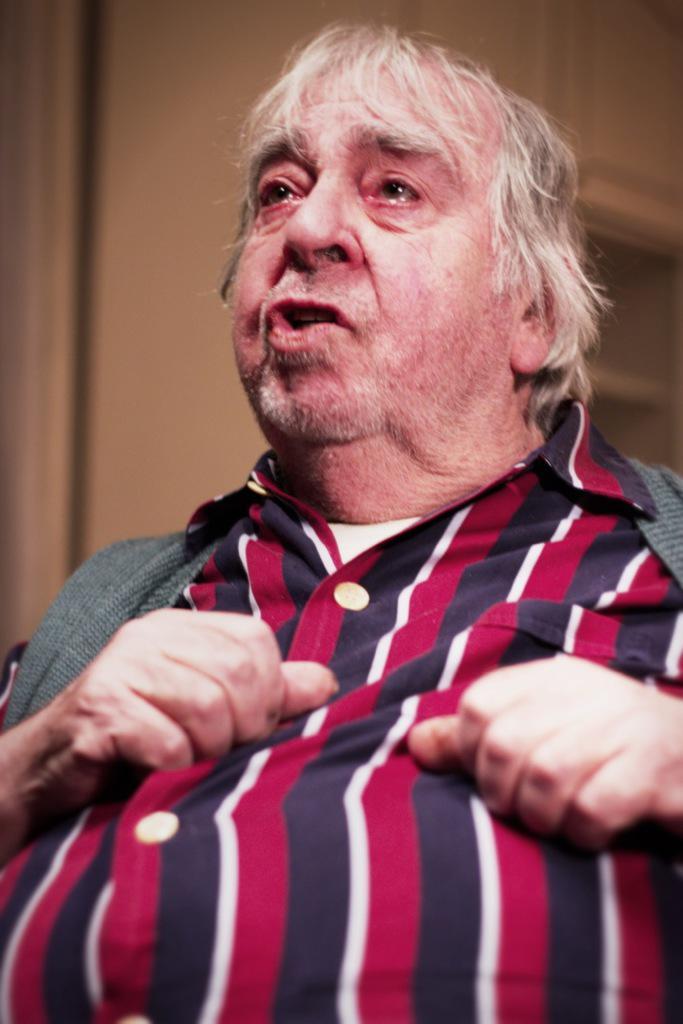 Claude Évrard