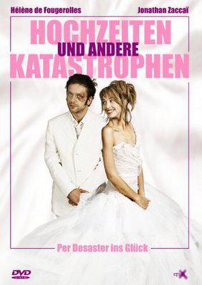 Le Plus beau jour de ma vie - Poster DVD Allemagne