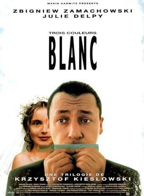 Tres colores : Blanco