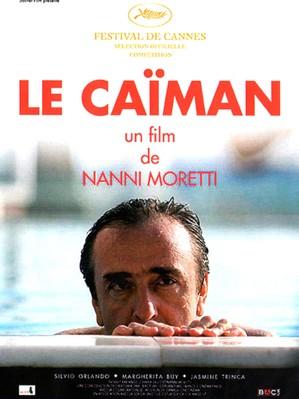 Le Caïman - Poster - France