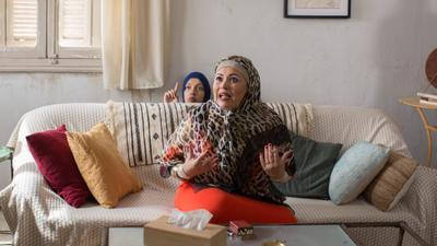 Un diván en Túnez - © Carole Bethuel
