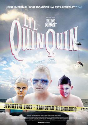 Li'l Quinquin - Poster - Austria