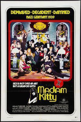 Salon Kitty (Les Nuits chaudes de Berlin) - Poster Etats-Unis