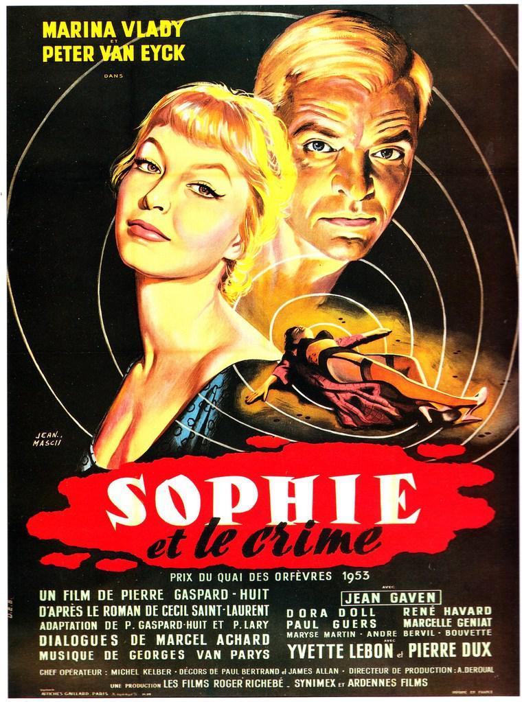 Sofía y el crimen