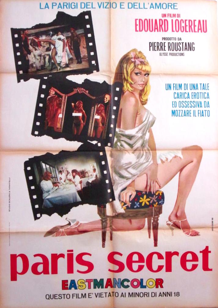 Paris secret 1965 unifrance films for Secret paris
