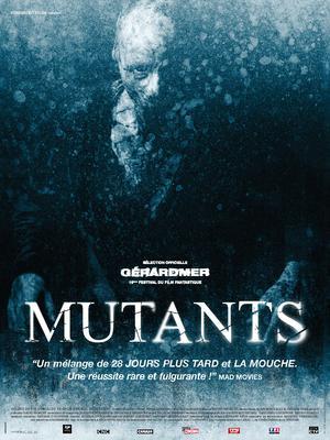 Mutants/フェーズ7 - Poster - France