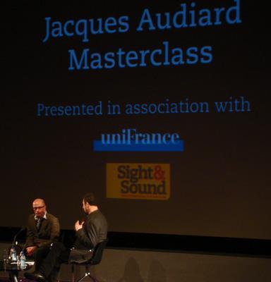 Balance del  53 Festival de Cine de Londres - Jacques Audiard - © Unifrance.org