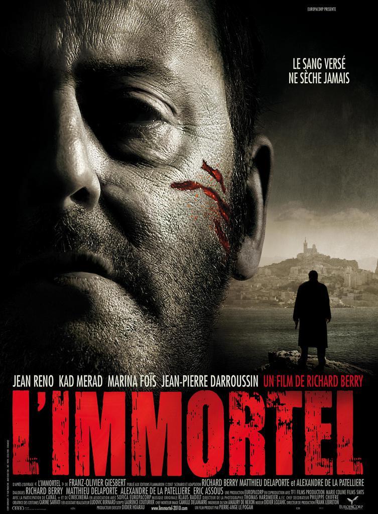 Daniel Lundh - Poster - France