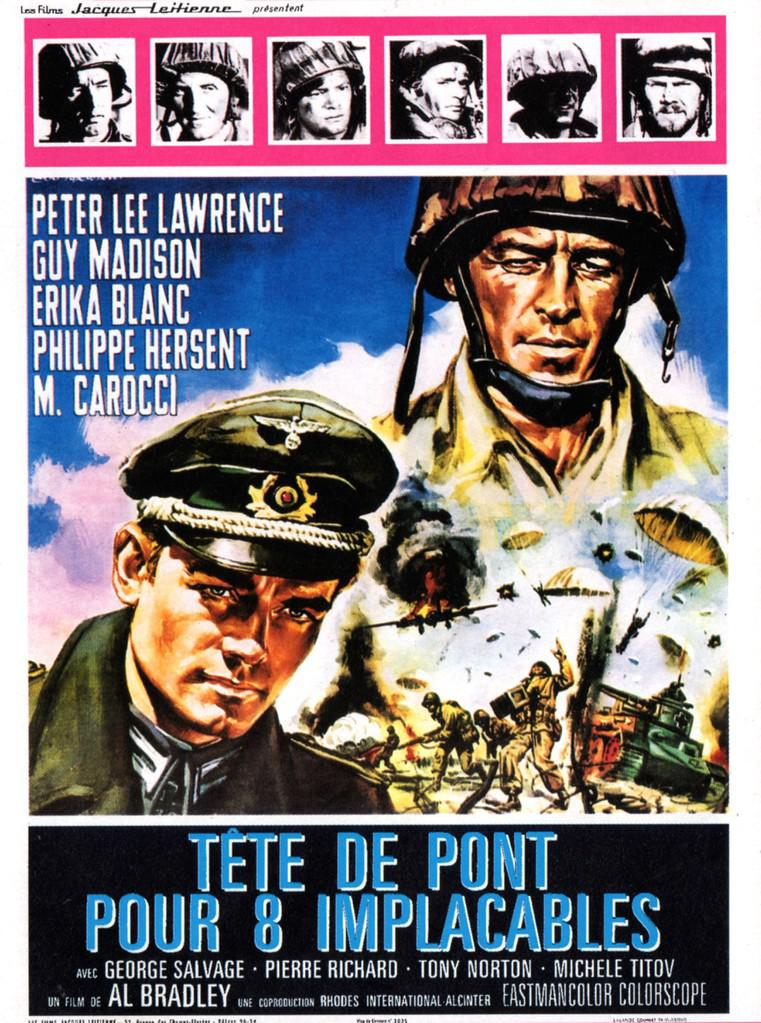 Hell in Normandy / Special Forces