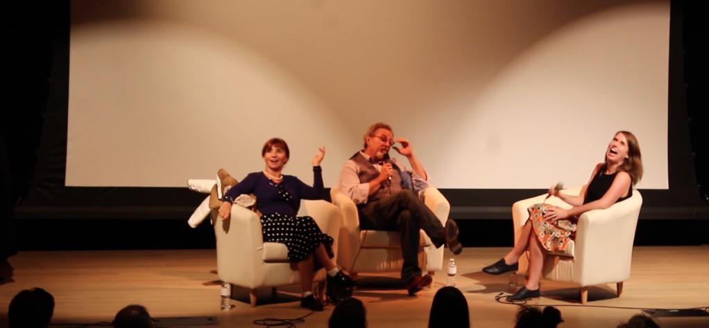 Robert Guédiguian et Ariane Ascaride en masterclass à Toronto