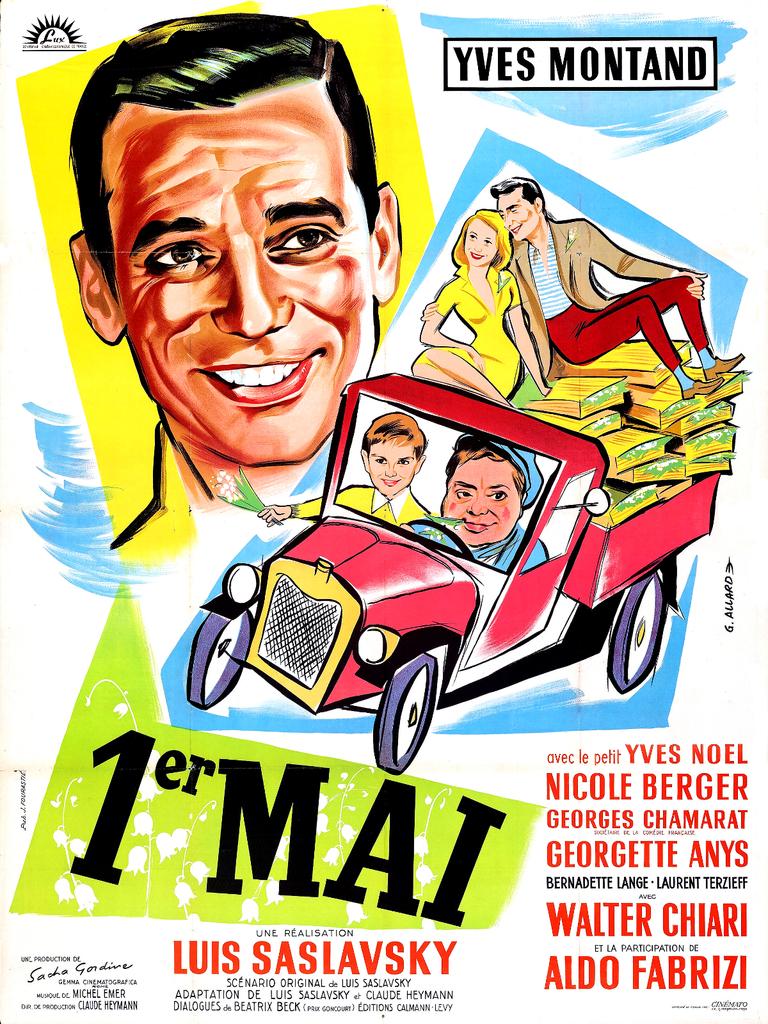 Prosagor - Poster France