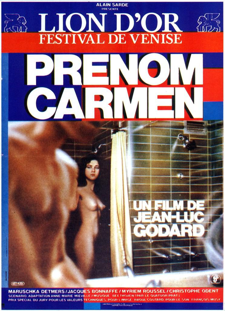 Mostra internationale de cinéma de Venise - 1983 - Poster France
