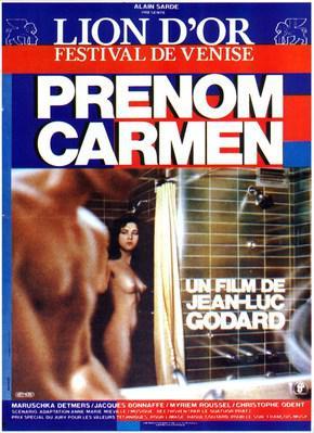 Carmen, pasión y muerte - Poster France