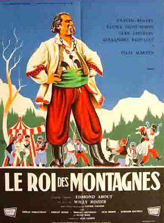 Le Roi des montagnes (Voleurs de femmes)