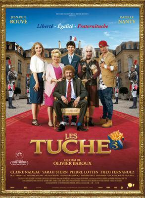 Les Tuche 3 - Poster - Belgium