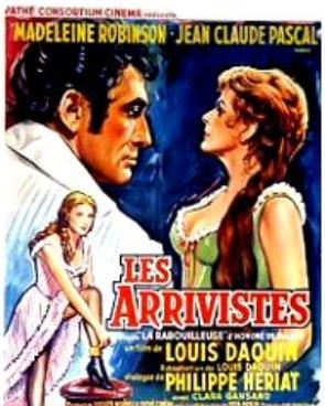 Les Arrivistes (ou La Rabouilleuse) (1960) - uniFrance Films