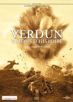 Verdun, vision d'histoire - Jaquette DVD France