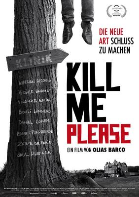 Kill Me Please - Poster - Germany