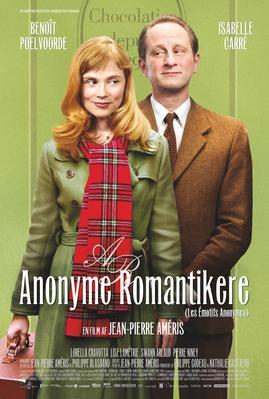 Tímidos anónimos - Poster - Danemark