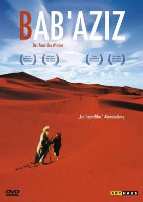 Bab'Aziz, le prince qui contemplait son ame / 仮題:Bab'Aziz、瞑想する王子 - Jaquette DVD - Germany