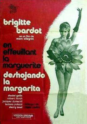 En effeuillant la marguerite - Poster Espagne 1