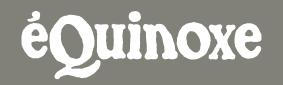 éQuinoxe - 1er atelier d'écriture onLine