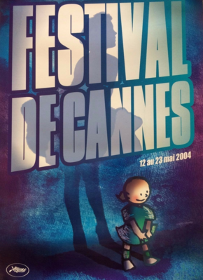 Festival international du film de Cannes - 2004