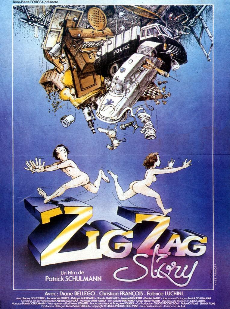Zig-Zag Story (Et la tendresse ?... Bordel ! n°2)