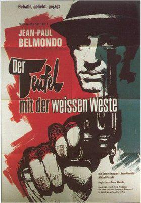 Le Doulos - Poster Allemagne