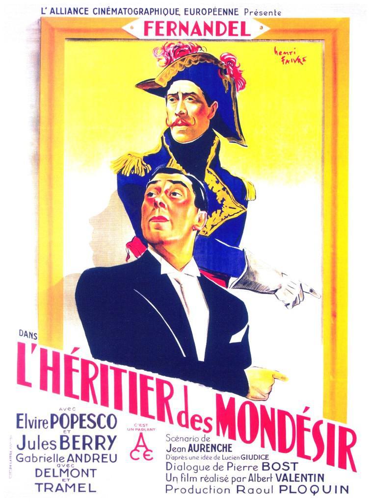 The Mondesir Heir
