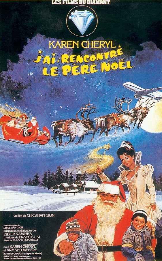 J'ai rencontré le Père Noël - Jaquette VHS France