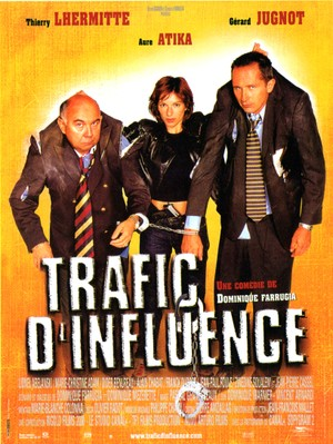 Trafic d'influence
