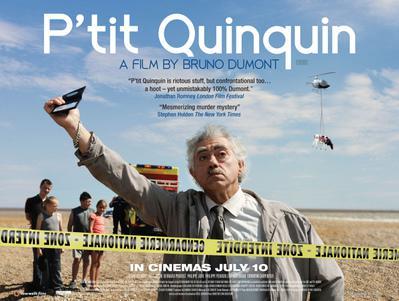 Li'l Quinquin - Poster - UK