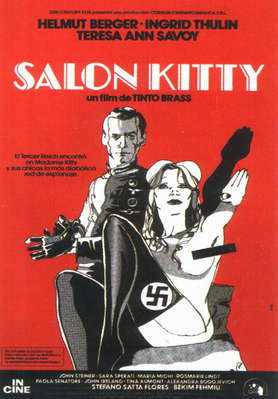 Salon Kitty - Poster Espagne