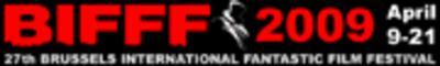 ブリュッセル 国際ファンタスティック映画祭 - 2009