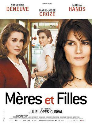 Mères et filles - Poster - France