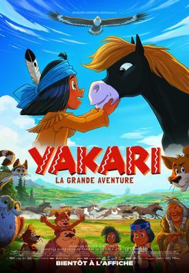 Yakari, A Spectacular Journey - Quebec
