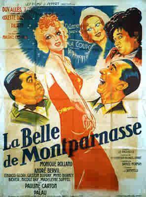 La Belle de Montparnasse