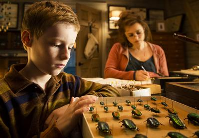 The Young and Prodigious Spivet