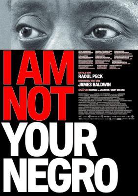 Je ne suis pas votre Nègre - Poster - Germany