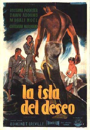L'Ile du bout du monde - Poster Espagne