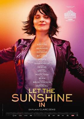 Let The Sunshine In - Poster - Sweden