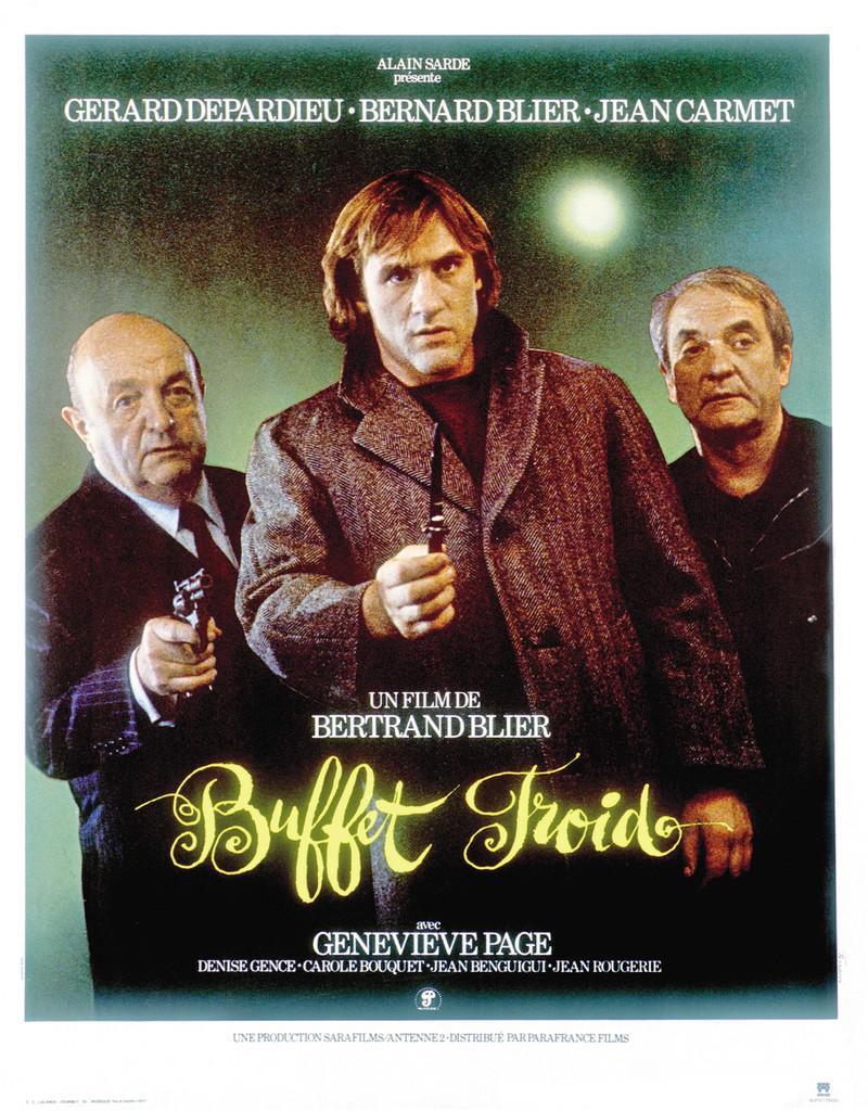 Cesar Awards - French film industry awards - 1980 - Poster France